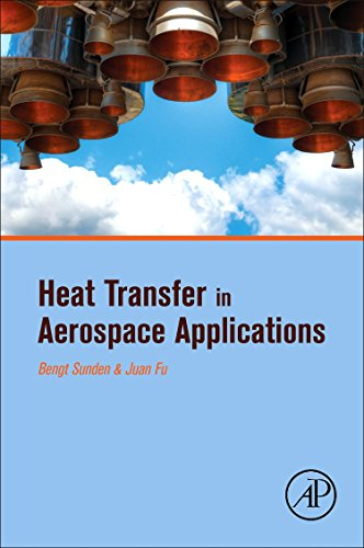 Heat Transfer in Aerospace Applications (With Applications Transfer Heat)