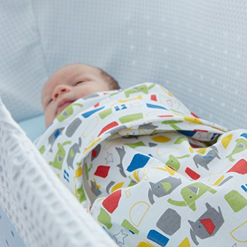 The Gro Company Have a Giraffe Hip-healthy Groswaddle 0-3 Months