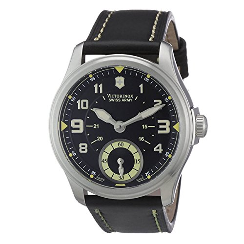 Victorinox Swiss Army Men's 241377 Infantry Vintage Small Seconds Mecha (Small Swiss Army Watch)