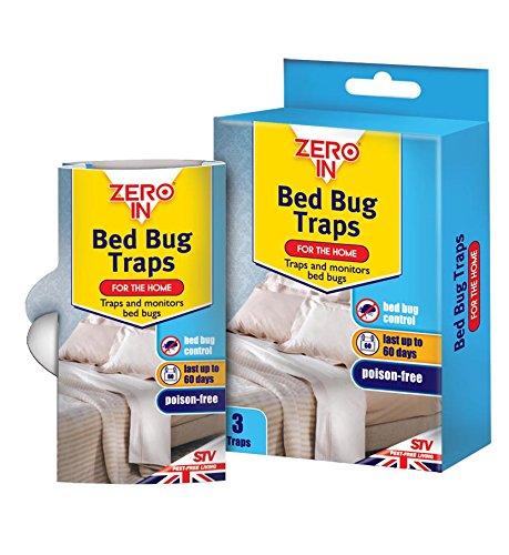 Zero In Bed Bug Fallen-3Pack