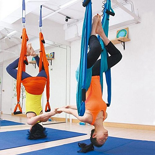 beyoung aerial yoga swing yoga hammocks trapeze hammock with extensions straps ultra strong beyoung aerial yoga swing yoga hammocks trapeze hammock with      rh   lifestyleupdated