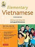Elementary Vietnamese: Moi ban noi tieng Viet. Let's Speak Vietnamese. (MP3 Audio CD Included)
