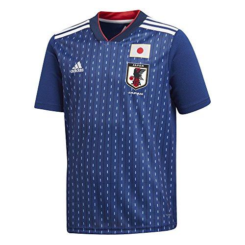 adidas Japan National Team 2018 WC Home Junior Boys' Jersey (YS)