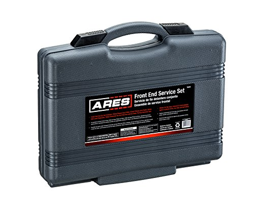 ARES 70840 | Front End Service Set | Allows for Easy Removal of Most Popular Types of Pitman Arms, Tie Rods and Ball Joints Storage Case Included by ARES (Image #5)
