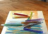 RAM-PRO Mini Twistable Crayons Set - Kit Includes 8