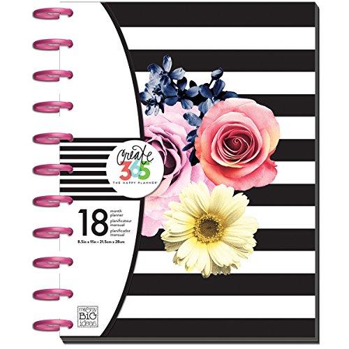 Me & My Big Ideas Create 365 The Happy Planner Big, Hello Bright, Jul 2017 - Dec -