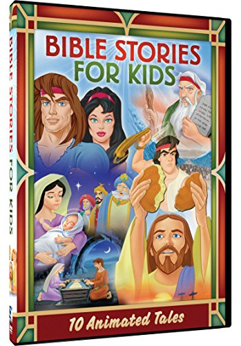 Bible Stories for Kids: 10 Animated Tales (Exposures 12 Film)