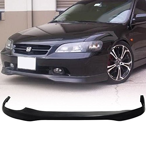 IKON MOTORSPORTS Front Bumper Lip Fits 1998-2002 Honda Accord 4 Door Sedan Only ()