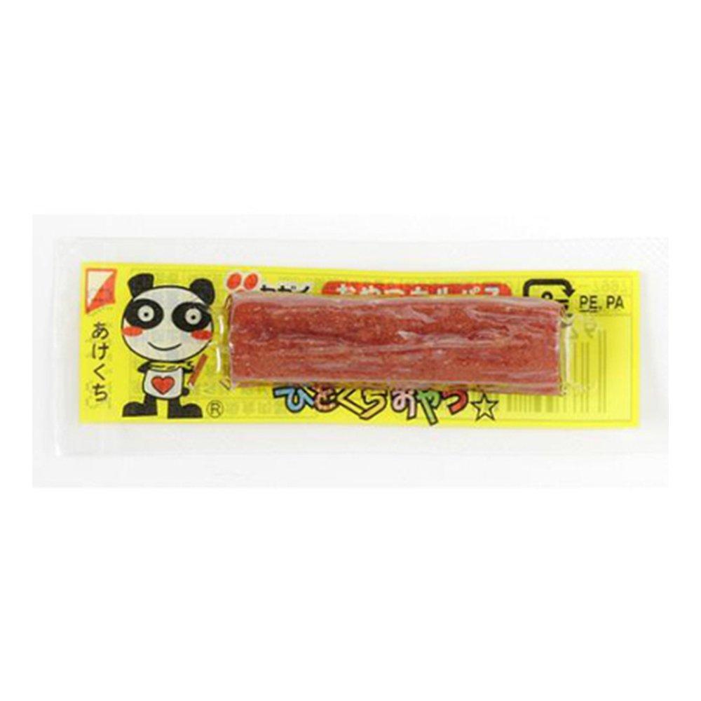 Oyatsu Calpas 50pcs Box Yagai Japanese Dry Sausage Dagashi Ninjapo