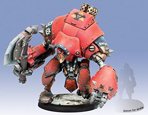 Privateer Press - Warmachine - Khador Extreme Juggernaut Model Kit 2