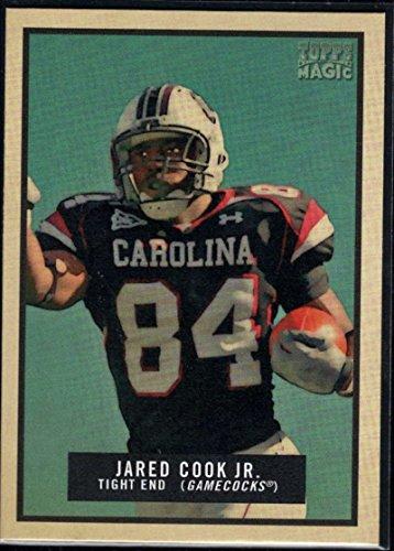 Football NFL 2009 Topps Magic #242 Jared Cook RC