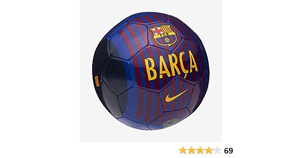 Geometría Misión suficiente  Nike Barcelona Skills - Pelotas de fútbol (Black,Blue,Red,Yellow, Image, 1  pc(s)): Amazon.es: Deportes y aire libre
