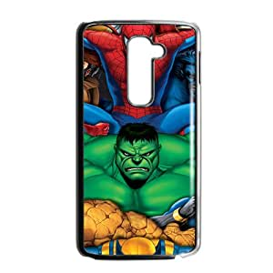 The Avengers fashion unique Cell Phone Case for LG G2