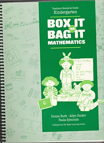 Bag It Box It Math - 9