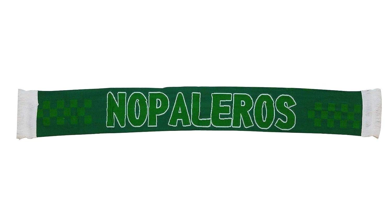 Nopaleros Unisex Scarf Green White