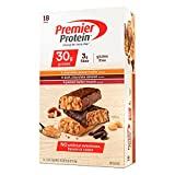 Premier Protein Bar Variety 4 Packk, 2.53 Ounce Each ( 72 Count Total )