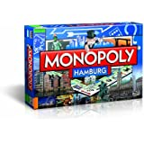 Winning Moves 40248 - Monopoly Edition Hamburg