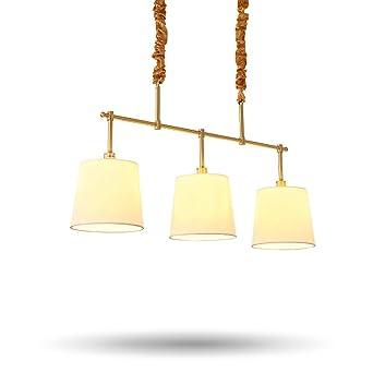 5151BuyWorld Kronleuchter Mode Pendelleuchte Für Esszimmer Amerikanischen  Stil Hängelampe Restaurant Schlafzimmer Lichter Pendelleuchte Hängenden  Decke Home