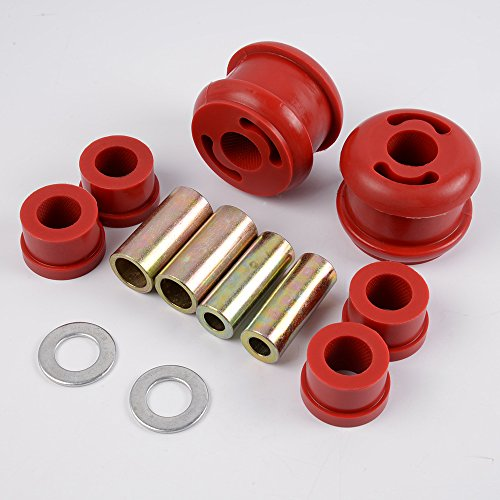 - SET Front Control Arm Bushing Kit For Subaru WRX/Forester / Legacy 2004-2013 05 06 07 08 09 10 11 12