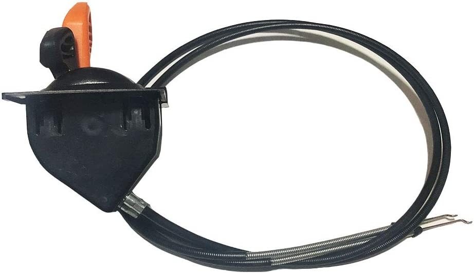 Throttle Choke Lever Cable Control Assembly Fit for JOHN DEERE AM136026 X500 X520 X540 Auto Accessories