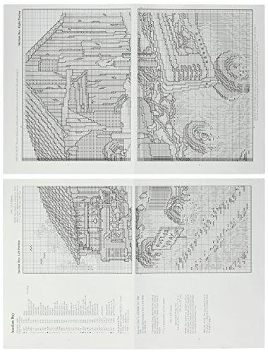Stoney Creek SCC-C036 Cross Stitch Chart Pack, Auction Day