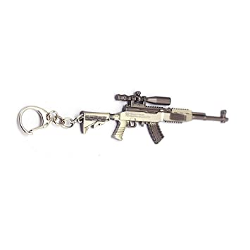 PUBG mcalle Armas Llavero 10 cm - SKS de: Amazon.es ...