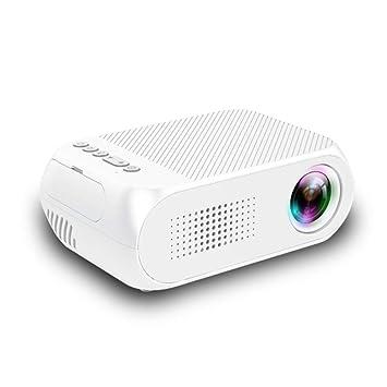 PNYGJTYJ Mini proyector portátil for el hogar, proyector de Cine ...