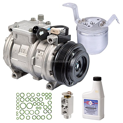 New Genuine OEM AC Compressor & Clutch + A/C Repair Kit For BMW E36 3 Series - BuyAutoParts 60-83176RN New