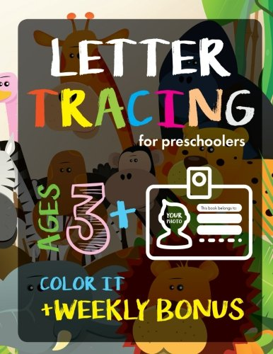 Pitt Academic Calendar 2019-16 Read Letter Tracing Book for Preschoolers: Ages 3+ and weekly FREE