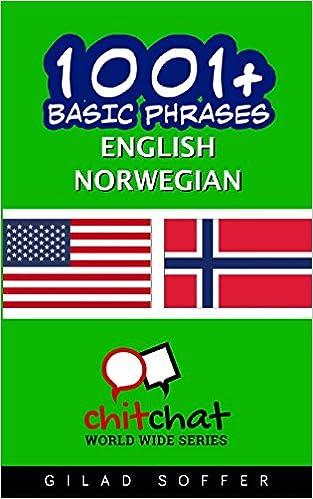 1001+ Basic Phrases English - Norwegian