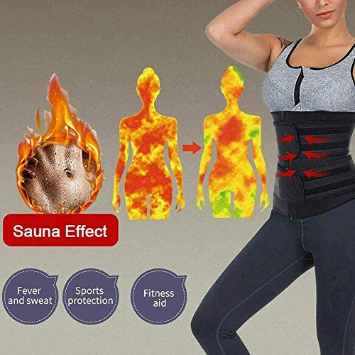 Dragon Honor SweatFIT Adjustable Waist Slimming Trimmer Original