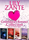 Book cover image for Contemporary Romance Collection: Four 1st in Series Books