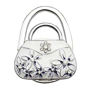 Amazon.com: reizteko bolso gancho, pintura al óleo de flores ...