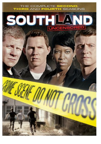 Southland: The Complete Second, Third and Fourth - Stores Southlands