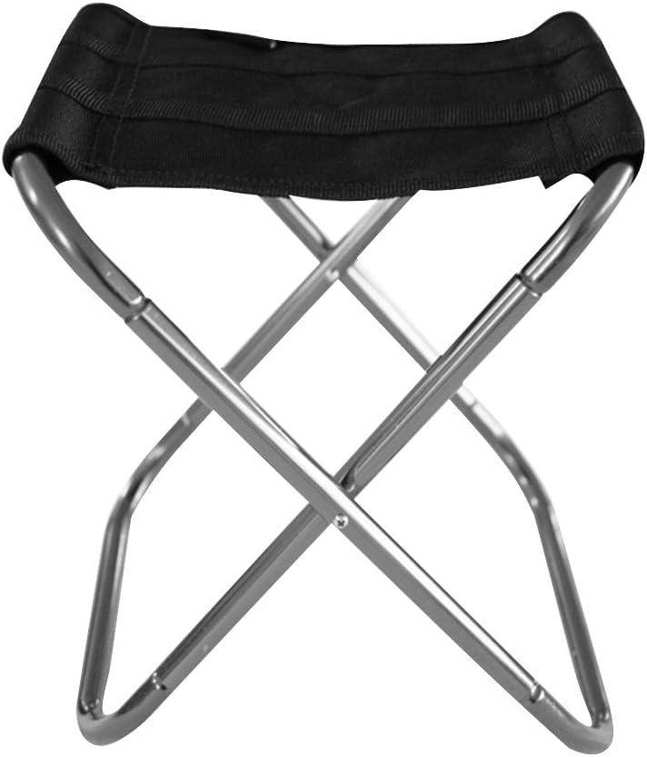 Portable Sol Fauteuil inclinable de laviation en Alliage daluminium Chaise randonn/ée P/êche Chaise de Camping avec Sac Lacyie ext/érieur Chaise Pliante