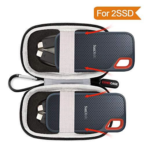 Holds SanDisk Extreme Portable External
