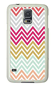 sell Samsung S5 covers Swag Chevron Best PC White Custom Samsung Galaxy S5 Case Cover