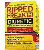 PHARMAFREAK - RIPPED FREAK DIURETIC - 48CT - USA -Shedding - Detox Formula - FOR PERFORMANCE ATHLETES