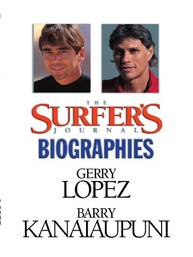 The Surfer's Journal - Biographies Vol 4 - - Holmes Yang &