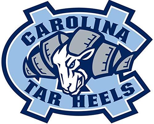 North Carolina Tar Heels Logo Athletic Teams Representing the University of North Carolina at Chapel Hill Edible Cake Topper Image ABPID04834 - 8