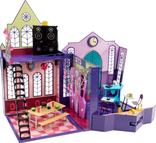 Monster High High School Playset -