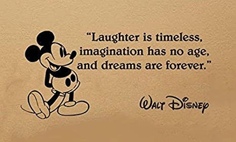 Walt Disney (Quotes) Get Motivated Poster Paper Print 12 x 18 inch