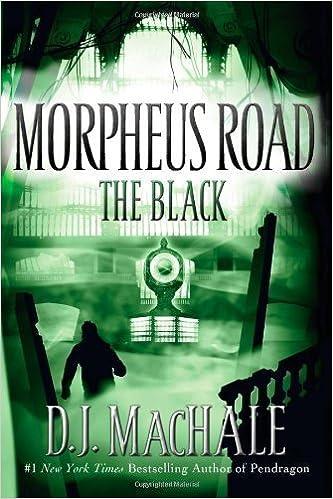 The Black (Morpheus Road) by D.J. MacHale (2012-02-21)