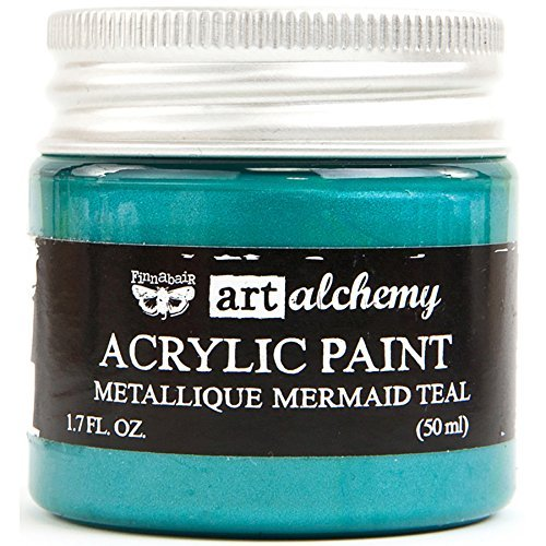 Prima Marketing Art Alchemy - Metallique - Mermaid -