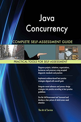 Java Concurrency Toolkit: best-practice templates, step-by-step work plans and maturity diagnostics