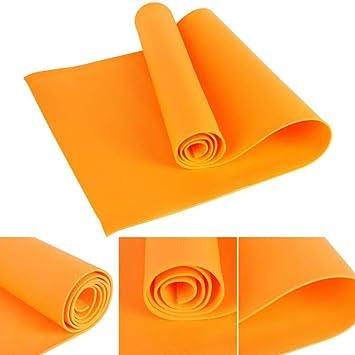 MJXVC 4MM Balight Estera de Yoga Plegable Fitness Pilates ...