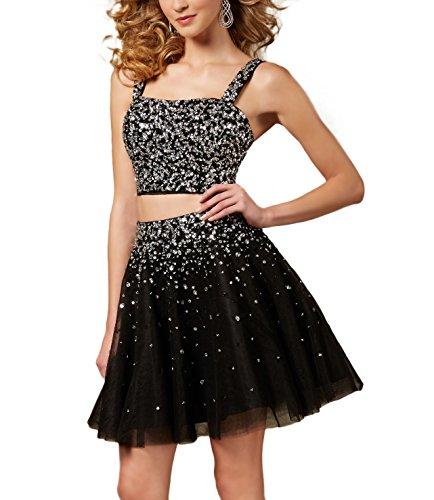 Bridal_Mall -  Vestito  - Donna nero 40