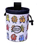 Pure Grit Cooky Birds Rock Climbing Chalk Bag (USA Made)