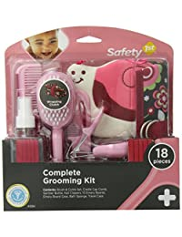 Safety 1st Complete Grooming Kit, Raspberry BOBEBE Online Baby Store From New York to Miami and Los Angeles