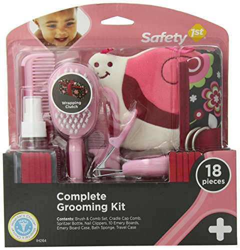 Safety 1st Complete Grooming Kit, Raspberry from Safety 1st